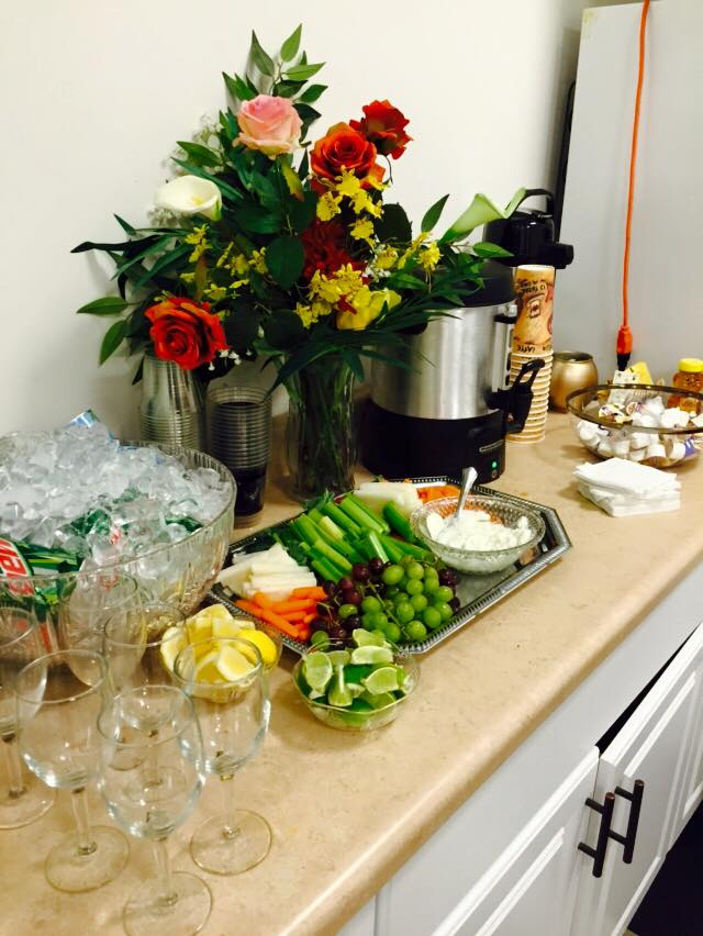 Greenroom Catering Pittsburgh Cultural Trust August Wilson Center